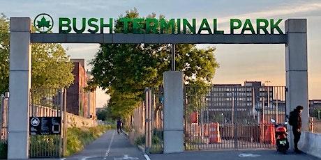 Mindful Hike & Nature Journaling/Bush Terminal Park tickets