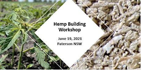 Industrial Hemp- Magnesium Building -Workshop- NSW Hemp Association tickets