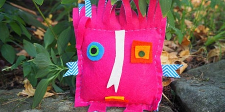 Double Bay Mini Makers Club: Sew a Softie (6-12yrs) tickets