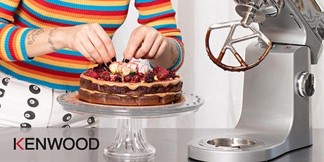 Kenwood  Kitchen Edits with Jordan Rondel, The Caker tickets