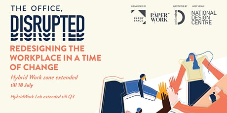 Paperwork HybridWork Lab Experience - Book a Seat tickets