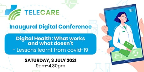 Digital health: what works and what doesn't - lessons learnt from COVID-19 tickets