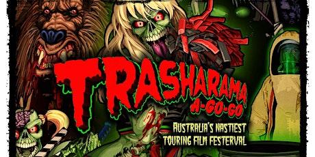 Trasharama short films Roadkill Roadtrip SYDNEY tickets