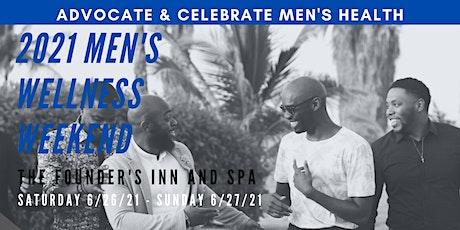 Men's Wellness Weekend tickets