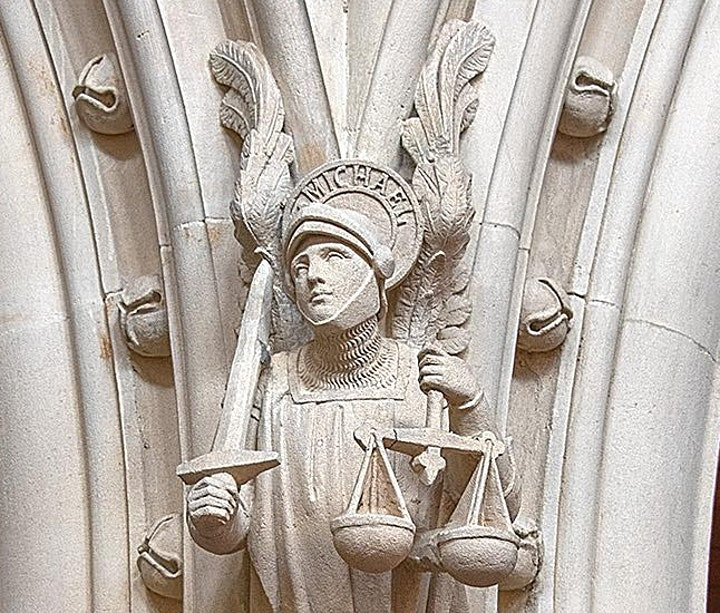 Celebration of  Mass St Mary's Bath: Corpus Christi  6  June to 29 August image