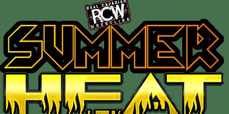 RCW SUMMER HEAT tickets