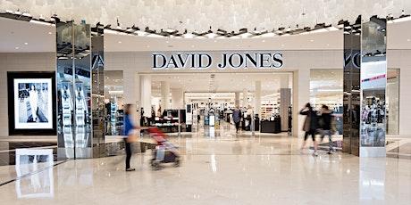 David Jones Fashion Focus Session tickets