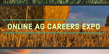 Online Agricultural Careers Expo 2021 tickets