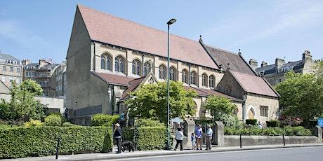 Celebration of  Mass St Mary's Bath: Corpus Christi  6  June to 29 August tickets