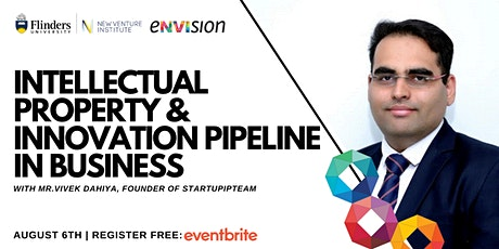 Intellectual Property &  Innovation Pipeline in Business tickets