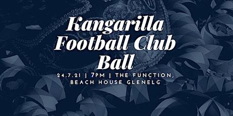 Kangarilla Football Club Ball 2021 tickets