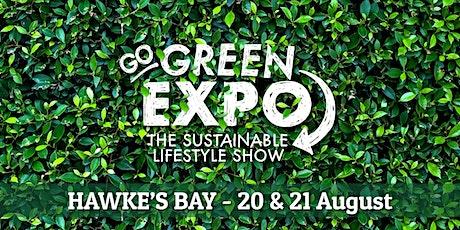 Hawkes Bay Go Green Expo 2022 tickets