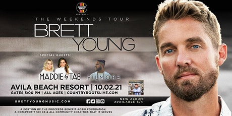 Brett Young: The Weekends Tour tickets