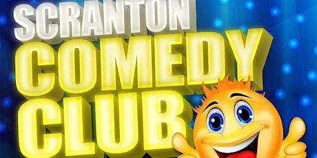 Scranton Comedy Club Sat Aug 21st tickets