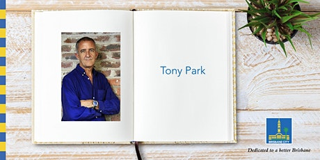 Meet Tony Park - Carindale Library tickets