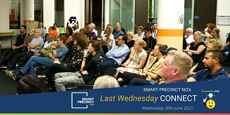 Last Wednesday Connect tickets