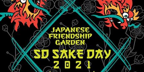 San Diego Sake Day 2021 tickets