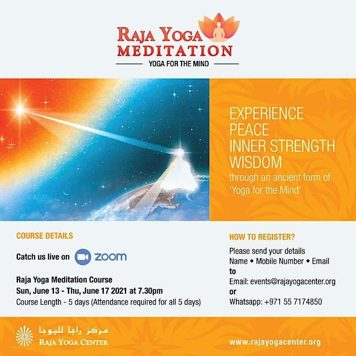 Meditation for Beginners - Evening image