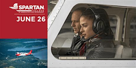 Spartan College Expo Day | Tulsa Flight 6/26 tickets