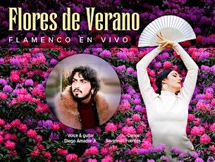 Flores de Verano, Flamenco en Vivo Redding tickets