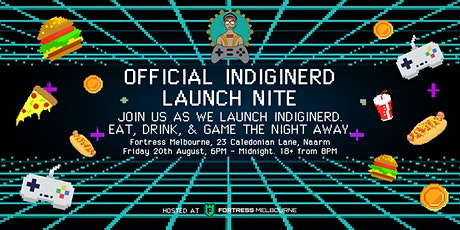 Indiginerd Launch Nite tickets