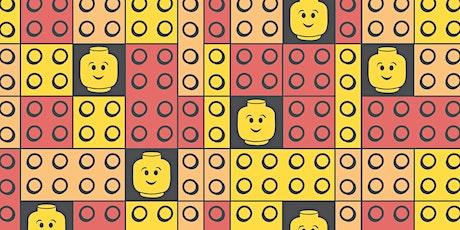 LEGO Club - School Holidays - Orange City Library tickets