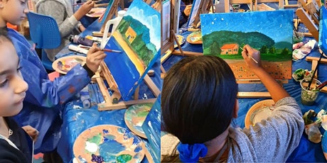 Creative Holidays | Lets Paint Landscapes tickets