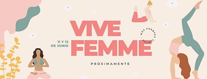 Imagen de VIVE FEMME WELLNESS EVENT