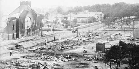 Race, Rage & Fear100 Years After Tulsa- Reparations Restitution Restoration tickets