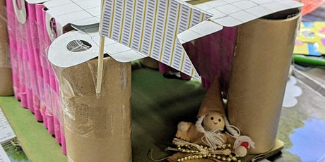 Boats and castles crafty construction kids school holiday workshops tickets