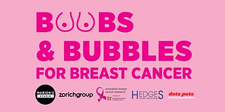 Boobs & Bubbles for Breast Cancer tickets