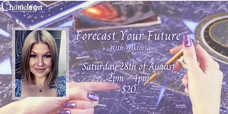 Forecast Your Future With Wiktoria tickets