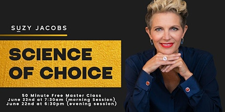 The Science of Choice tickets