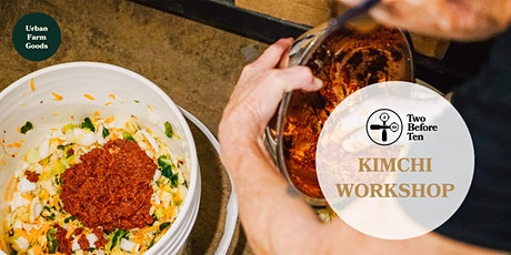 Kimchi Workshop tickets
