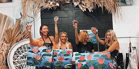 Sip & Paint Session tickets