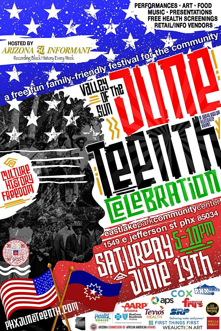 JUNETEENTH Celebration | Valley of the Sun image