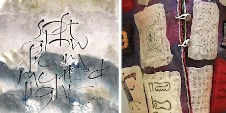 Calligraphy Artist Demonstration  - Marg Lewis and Loretta Archer tickets