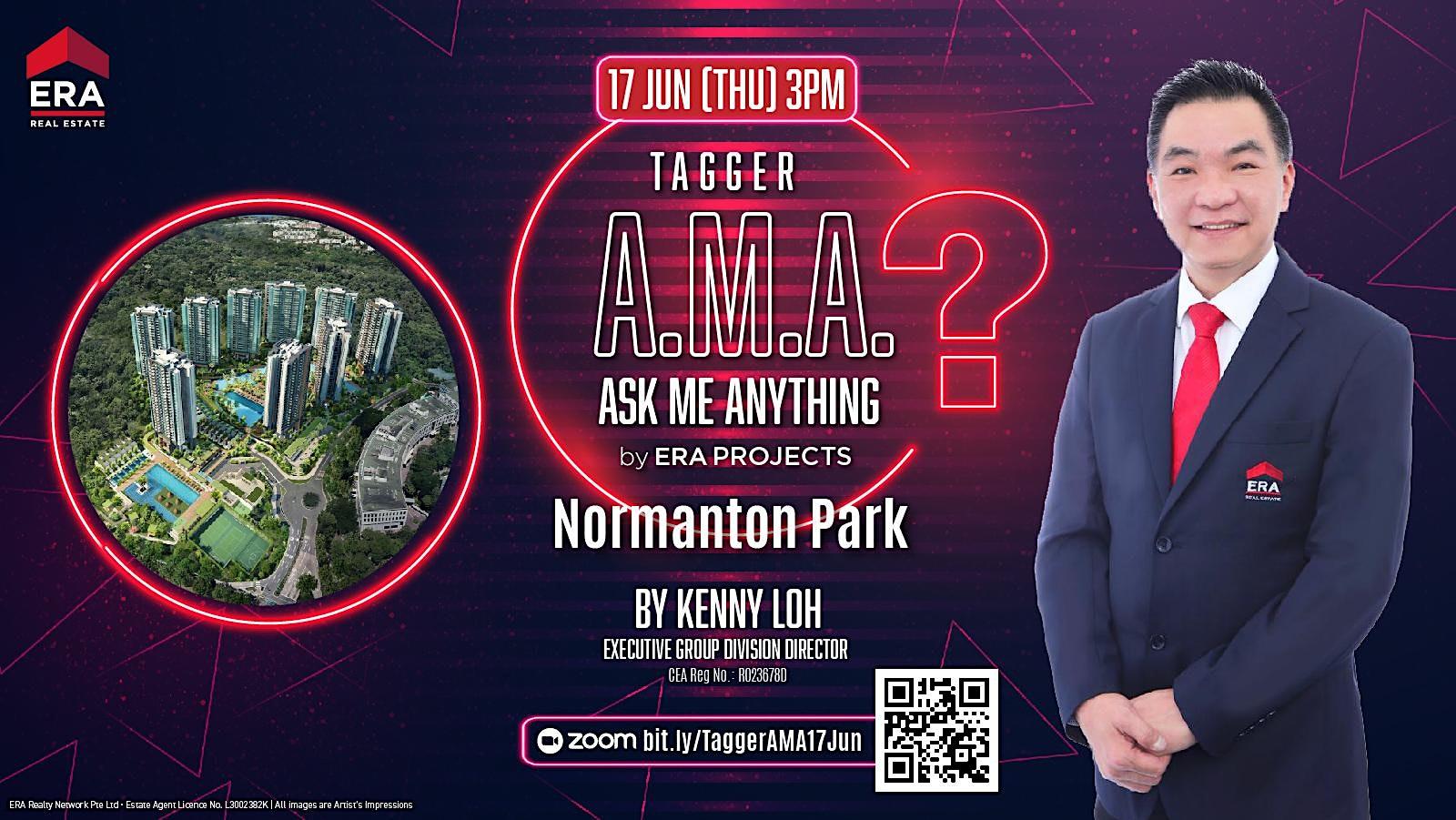 Tagger A.M.A - Normanton Park