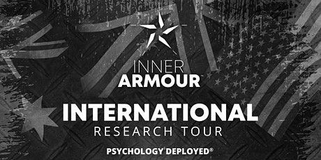 Inner Armour®Psychology Deployed® Defence Training (CHARLOTTE-MECKLENBURG) tickets