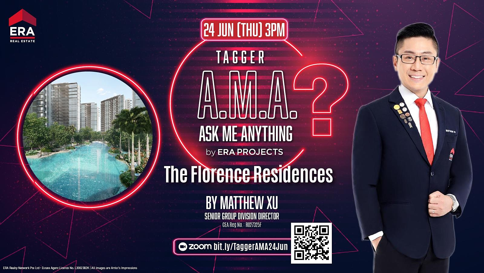 Tagger A.M.A - The Florence Residences