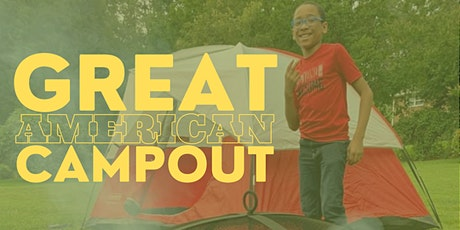 Great American Campout 2021 tickets