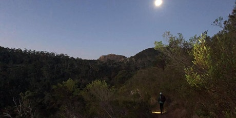 Full Moon Hike - Chambers Gully 24th of June tickets