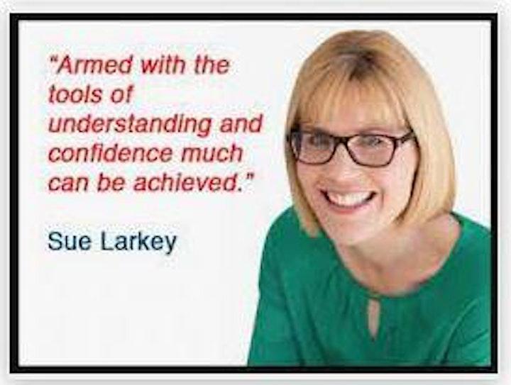 Sue Larkey - Teaching Strategies & Behaviour Support (Autism/Aspergers) image