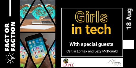 Fact or Faction 2021 - Girls in tech tickets
