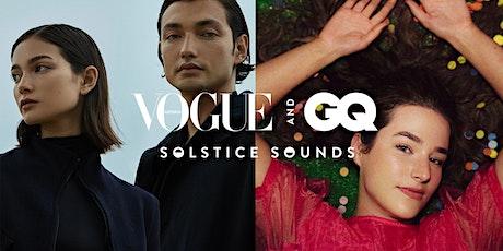 Vogue + GQ Solstice Sounds tickets