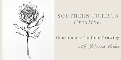 Continuous Contour Drawing Workshop tickets