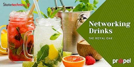 PROPEL SA | Royal Oak Hotel | Networking Drinks tickets
