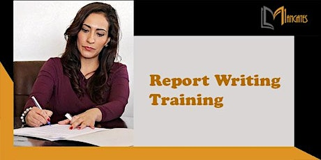 Report Writing 1 Day Virtual Training in Belfast tickets