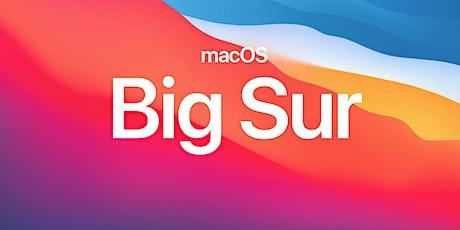 macOS 11 Help Desk (Big Sur), 1 Day, Online Training tickets