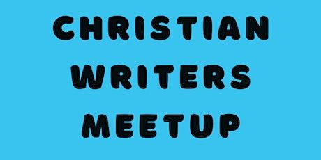 Christian Writers Meetup tickets